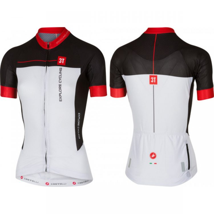 castelli 3t wielershirt dames